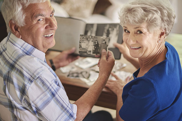 Research Your Family Tree With East Amherst Retirement Community