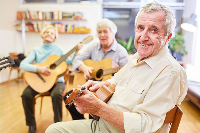 The Benefits of Community Living for Healthier, Happier Seniors