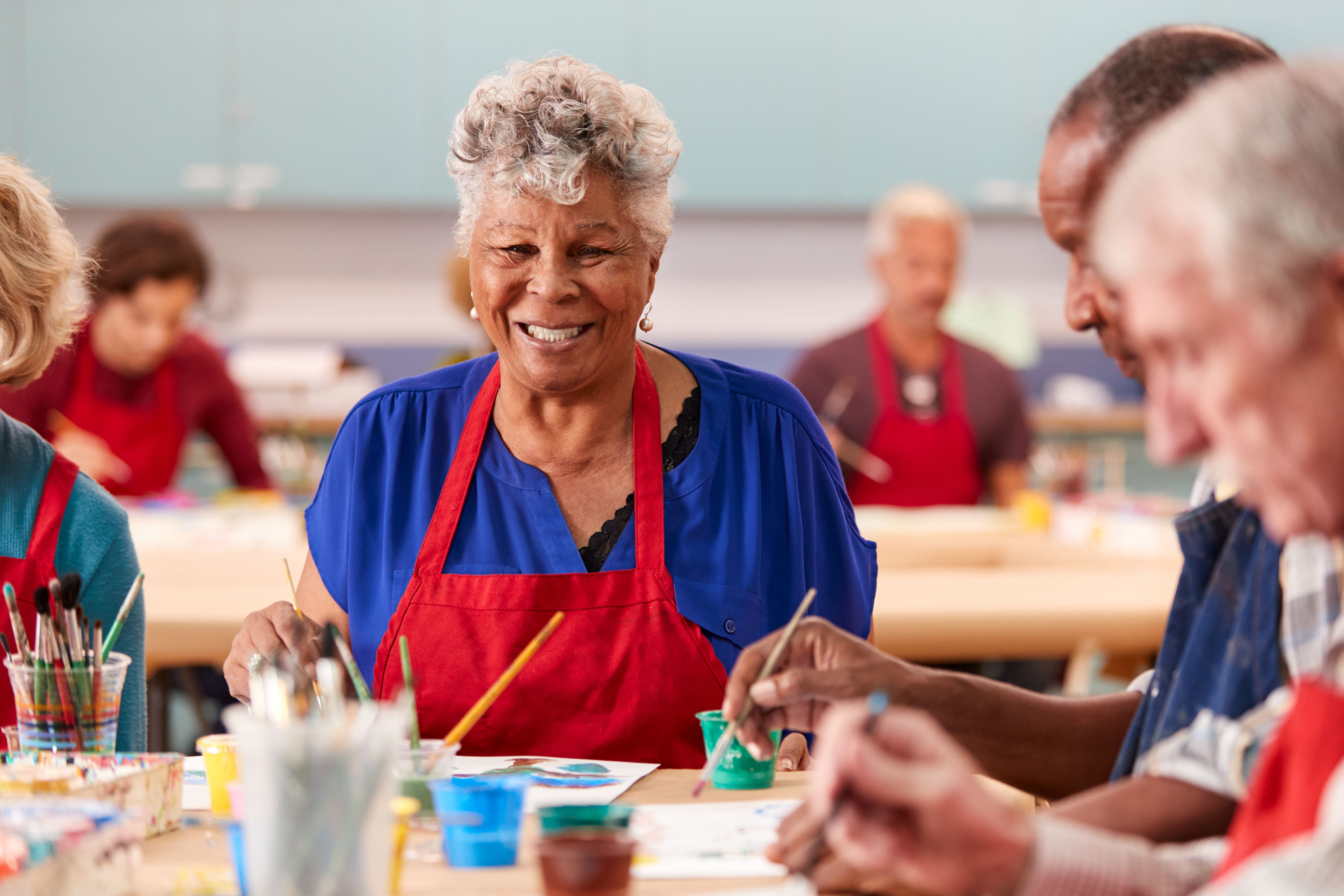 From 24/7 Dining to Wellness Classes, Here's What Our Community Has to Offer