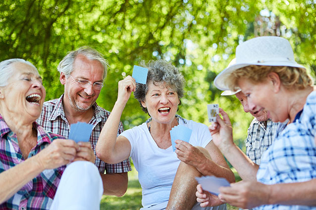 Woodland Creek in Dresher, PA Offers Fun Activities for Its Residents