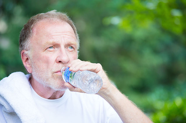 Help Your Loved One Beat The Heat and Stay Hydrated
