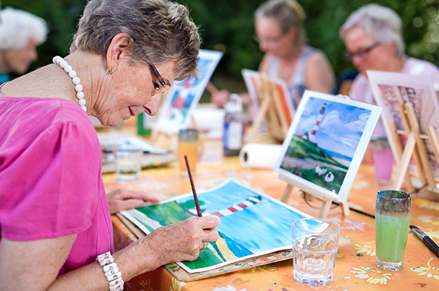 Promote Creativity And Boost Mood With Art!