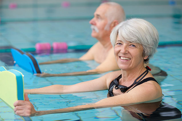 Water Exercise Helps you Stay Mentally And Physically Healthy
