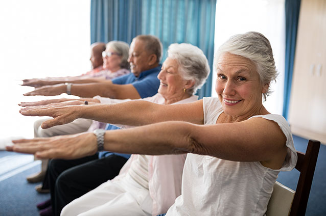 Keeping Seniors With Dementia Mentally And Physically Active
