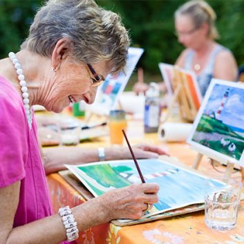 A Week of Resident Activities For Seniors