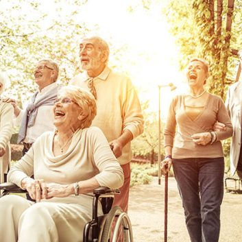 Healthy Lifestyle, Activities for Active Seniors